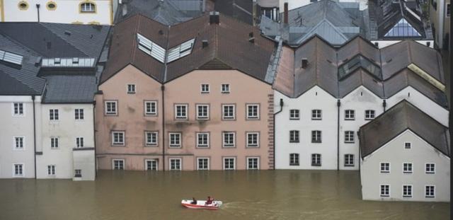 inundacion Europa